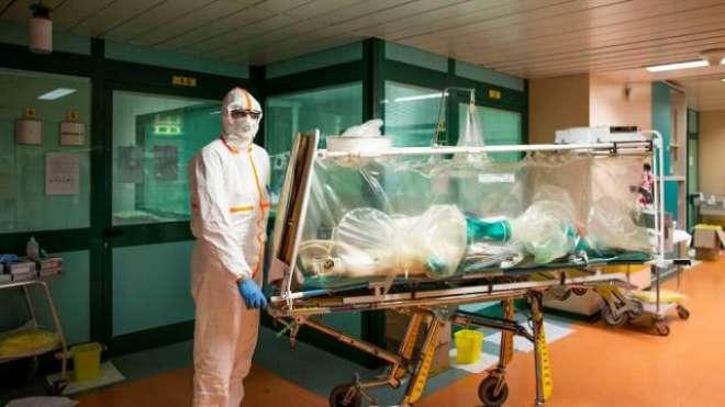 کورونا وائرس سے یورپی ملک میں تعینات برطانوی سفارت کار ہلاک