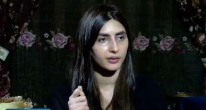 تشدد کے دوران ویڈیو پشمینہ ملک اور انکی ملازمہ نے بنائی اور ان کے خاندان ..