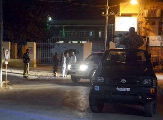 تربت ائیرپورٹ کے قریب تعینات سیکورٹی اہلکاروں پر دہشت گردوں کا حملہ