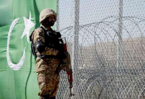 افغانستان سے کی جانے والی فائرنگ سے پاک فوج کا جوان شہید