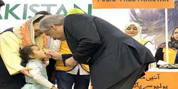 پاکستانی حکومت پولیو کی خلاف جنگ لڑ رہی ہے،  پاکستان سے پولیو کا خاتمہ کریں گے پاکستان ماضی کے مقابلے میں اب بہت محفوظ ملک ہے، یہاں آکر بہت خوشی ہوئی سیکرٹری جنرل اقوام متحدہ انتونیو گوتریس ملک سے پولیو کے خاتمہ کے کئے زندگیاں قربان کرنے والے پولیو ورکز کو خراج عقیدت پیش کیا