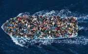 اٹلی کے جزیرے پر ایک روز میں دوہزار سے زائد مہاجرین کی آمد