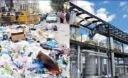 کراچی میں کچرے اور بجلی کی طویل لوڈشیڈنگ دونوں مسائل کا مستقل حل تلاش ..