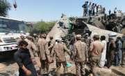 ٹرین حادثہ ، پاک فوج نے ریلیف اور ریسکیو آپریشن مکمل کرلیا