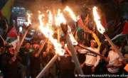 غزہ اور اسرائیل میں حملوں پر عالمی غم و غصہ