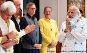 کشمیر: جمہوری عمل اور ریاستی درجہ بحال کرنے کی تیاری