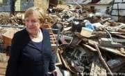 جرمنی: سیلاب زدگان کے لیے مجموعی طور پر چار سو ملین کا امدادی پیکیج