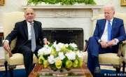 امریکا کی طالبان پر تنقید، غنی حکومت کی مدد کا عزم کا اعادہ