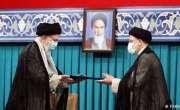 'ہم تمام مشکلات پر قابو پا لیں گے' ایرانی صدر