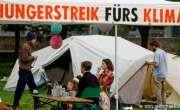 جرمن الیکشن: ماحولیاتی تحفظ کے کارکنوں کے احتجاج میں شدت