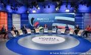 جرمن انتخابات: چانسلر امیدواروں کے درمیان آخری مباحثہ