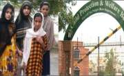 بازیاب ہونے والی چاروں بچیوں کا گھر واپس جانے سے انکار