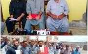 کندھ کوٹ میں قبضہ مافیا کیخلاف پٹھان قبیلے کے لوگ سراپا احتجاج بن گئے ..