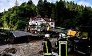 یورپ میں طوفانی بارشوں اور سیلاب نے تباہی مچادی'جدید ٹیکنالوجی قدرت ..