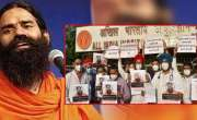 بھارتی ڈاکٹروں کارام دیو کے خلاف متنازع بیان پر ملک گیر احتجاج کا اعلان