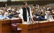 پاکستان اس لیے نہیں بنا تھا شریف اور زرداری اربوں پتی بن جائیں، وزیراعظم