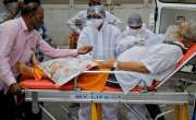 بھارت میں کورونا کی تباہ کاریاں، مزید تین ہزار سے زائد لوگ ہلاک