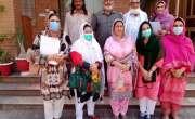 پاکستان کبڈی فیڈریشن کاخیبر پختونخوامیں خواتین کبڈی کے فروغ کیلئے ..