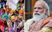 بھارتی کسانوں کا احتجاج رنگ لانے لگا، مودی کو ایودھیا انتخابات میں ..