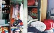 کراچی : گھر میں گھسنے والے ڈاکو کروڑوں کا سامان ہونے کے باوجود خالی ..