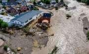 جرمنی میں مزید سیلاب کا خدشہ، ہلاکتیں 80 تک پہنچ گئیں