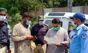 شہریوں کو دوران سفر کرونا وائرس سے محفوظ رکھنے کیلیےڈسٹرکٹ ریجنل ٹرانسپورٹ ..