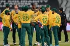 جنوبی افریقہ کا پاکستان کے خلاف ٹی ٹونٹی ، ون ڈے سکواڈ کا اعلان