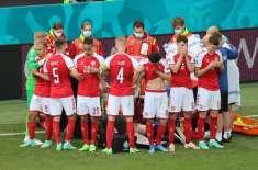 یورو کپ کے میچ کے دوران تشویش ناک مناظر