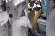 گوجرانوالہ میں شوہر کا بیوی پر بیہمانہ تشدد،ویڈیو سوشل میڈیا پر وائرل