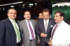 پاکستان پیپلزپارٹی بھٹو ہاوس  برلن کے چیئرمین و معروف سماجی و سیاسی ..