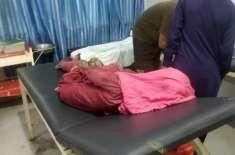 میلسی میں گھریلو جھگڑے پر 22 سالہ لڑکی کی خود کشی کی کوشش، 22 سالہ شادی ..