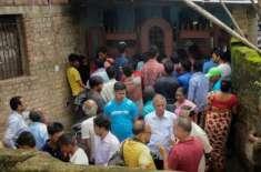 بھارت' کرناٹک میں ایک ہی خاندان کے پانچ افراد کی پراسرار موت