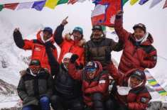 نیپالی کوہ پیماؤں نے سردیوں میں 'کے ٹو' سًر کرکے تاریخ رقم کردی