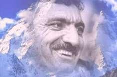 'پہاڑوں کا بیٹا پہاڑوں میں کھو گیا'،سوشل میڈیا صارفین کی جانب سے علی ..
