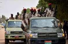 سوڈان'چندفوجی افسران کی حکومت کا تختہ الٹنے کی کوشش ناکام