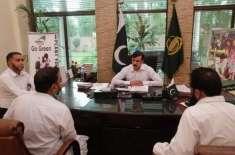 ڈپٹی کمشنر راؤ پرویز اختر نے پولٹری کی قیمتوں میں اضافے کا نوٹس لیتے ..