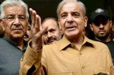 کنٹونمنٹ بورڈز انتخابات نے تحریک انصاف کی سیاست زندہ درگور کردی ہے.شہبازشریف