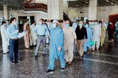 حکومت کی کوشش سے 3 سالوں میں 5 لاکھ 118 افراد پاکستان واپس آگئے