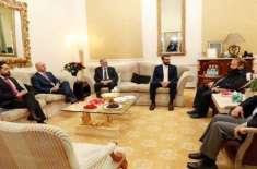 نوازشریف سے افغان مشیر کی ملاقات کس نے کروائی، بڑا دعویٰ سامنے آگیا