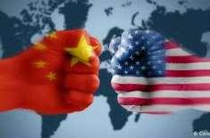 امریکا نے چین پر مزید پابندیاں عائد کردیں