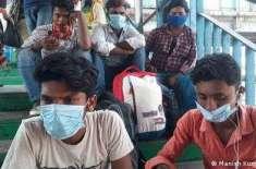 بھارت: ایک ماہ میں 75 لاکھ افراد روزگار سے محروم