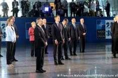 'نیٹو کو چین اور روس کی آمرانہ حکومتوں کے خلاف متحد ہوجانا چاہیے'
