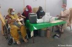 پاکستان میں کورونا سے یومیہ اموات تین ماہ میں نچلی ترین سطح پر