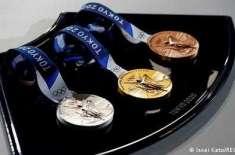 ٹوکیو اولمپکس: فاتح کھلاڑیوں کے لیے میڈل کیسے بنائے گئے؟