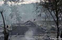 اقوام متحدہ میں میانمار کے سفیر کا فوجی جنتا پر'قتل عام' کا الزام