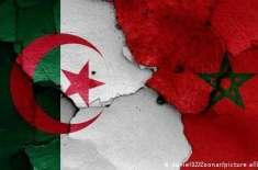 الجزائر نے مراکش کے لیے اپنی فضائی حدود بند کر دیں