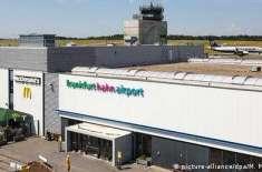 جرمنی کا فرینکفرٹ ہان ایئر پورٹ دیوالیہ ہو گیا