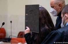 داعش کی رکن نو مسلم جرمن خاتون کو دس برس کی سزا