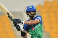 PSL 6, Multan Sultans set a target of 150 runs to beat Islamabad United Shaun Masood's half century