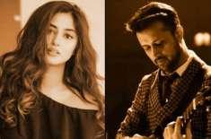 اداکارہ سجل علی اورگلوکارعاطف اسلم مداحوں کومحظوظ کرنے کے لیے تیار